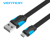 Vention Micro USB 2.0 Cable 2.0 USB Cable For Phone USB Charger Cable 1m 1.5m USB Data Sync Cable For Samsung HTC LG Android