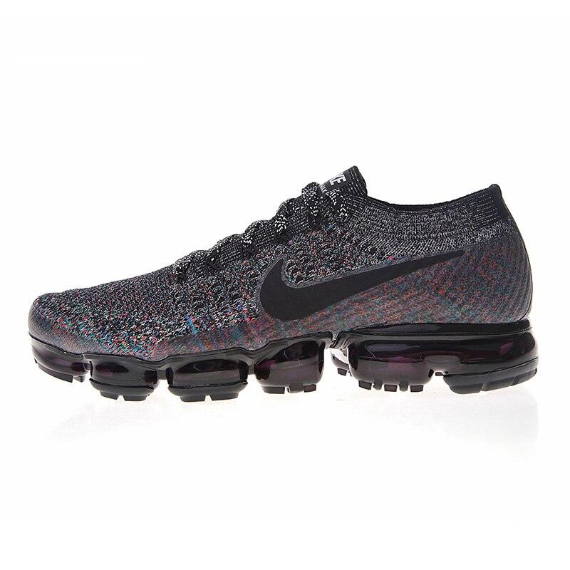 Original Et Authentique Nike Air Vapormax Flyknit Hommes chaussures de course de Sport baskets d'extérieur Respirant de Sport Low Top 849558 - 4
