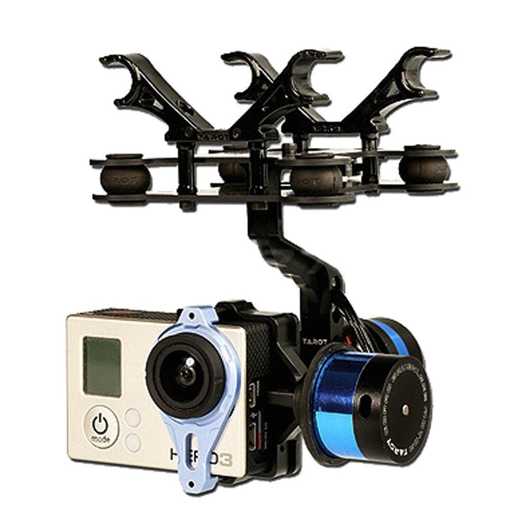 Tarot T-2D V2 Brushless Camera Gimbal ZYX22 Gyro TL68A00 For GoPro3