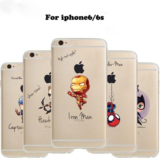 Marvel Iphone  Plus Case