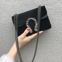 Luxury Velvet Clutch Purse