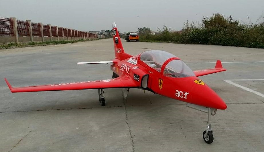 HM skymaster turbo jet aircraft Viper 1 6M and 2M wingspan