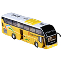 1:32  Metal Model Car Kids Toy Vehicles for children Hot wheels train steering-wheel Scania Travel Bus