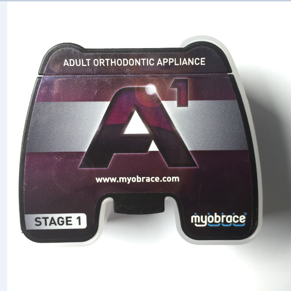 MRC Kieferorthopädische A1 Trainer/A1 Myobrace für Erwachsene-in Hosenträger und Unterstützungen aus Haar & Kosmetik bei AliExpress - 11.11_Doppel-11Tag der Singles 1