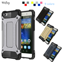 For Huawei P8 Lite Cover Silicone Phone Cases For Huawei P8 Lite Shockproof Slim Hard Plastic