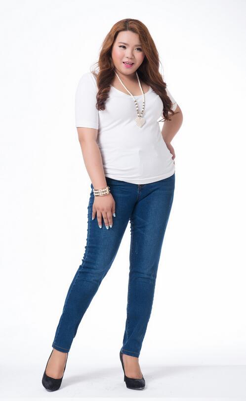 New fashion spring autumn women jeans 3