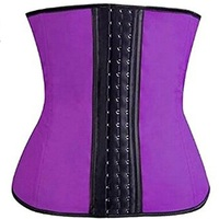 2015 Sexy Lady Shapewear Waist Trainer Cincher Loseweight SHAPER WOMEN Burning SEXY WG Rubber Body Shaper
