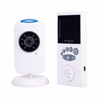 Newest 2.4 inch Baby Monitor WIFI Two Way Audio Smart Camera HD 640*480 Security IP Camera Wireless Baby Camera With LCD Display