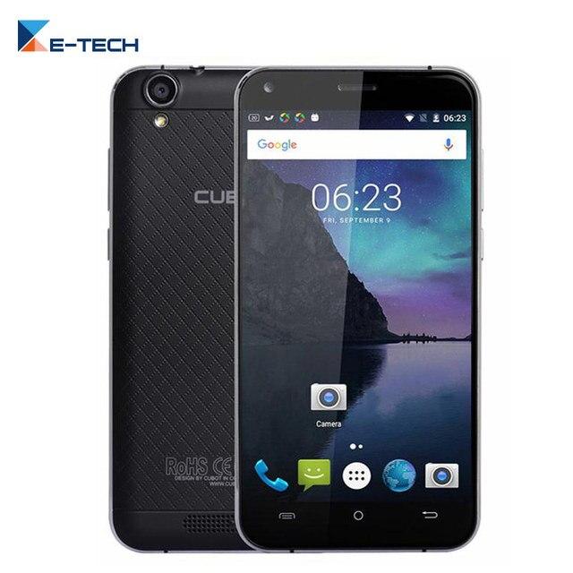 Оригинал Cubot Manito MTK6737 Смартфон Quad Core Мобильный Телефон 5.0 Дюймов 3 ГБ RAM 16 ГБ ROM 4 Г LTE OTG 2350 мАч Мобильного Телефона
