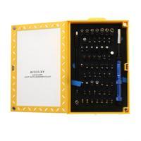 63 em 1 Multifunções Ferramenta de Reparo Kit Pequeno Conjunto de Bits de Precisão Chave de Fenda Magnética Ferramenta de Reparo Eletrônico para Telefones celulares