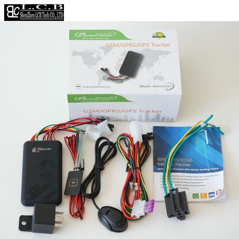 Vehicle Gps Tracking >> Us 18 47 34 Off Free Shipping Gps Tracker Gps Tracking Mini Car Vehicle Gps Tracker Gt06 With Cut Off Fuel Stop Engine Gsm Sim Alarm In Gps