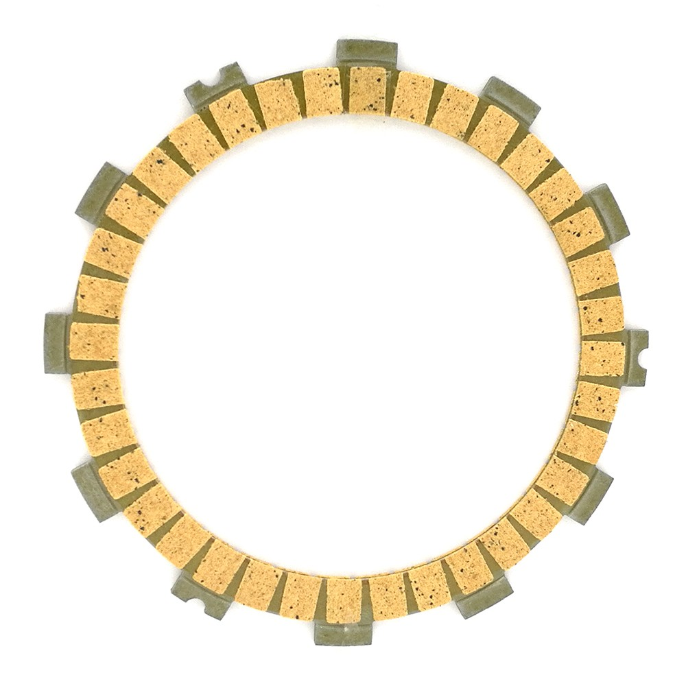 Motocycle Clutch Friction Plates Kit Fit For Honda Street Gb500 Wiring 89 90 7pcs