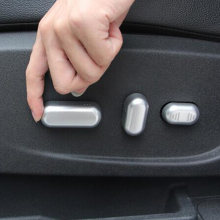 6 шт Матовые чехлы для регулировки сиденья автомобиля ford escape