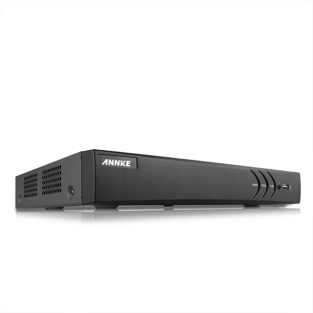 ANNKE H 265 + 4 K DVR Ultra HD 5 en 1 8MP vigilancia DVR HDMI salida  grabadora de vídeo alerta