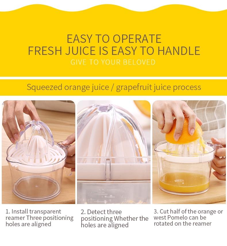 Cheap Espremedor de fruta manual
