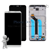 5 99 New For Xiaomi Redmi 5 Plus Full LCD DIsplay Touch Screen Digitizer Assembly With