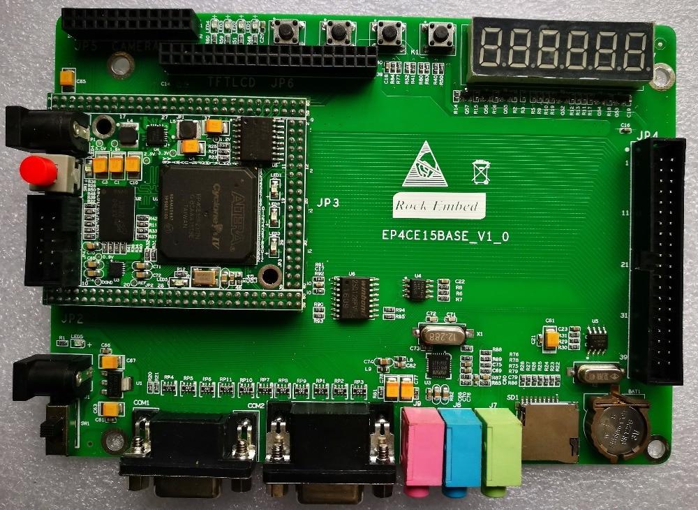 ALTERA FPGA Development Board EP4CE15F23I7N/DDR/ Industrial Chip