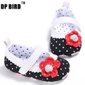 2017 New Spring Summer Soft Bottom Baby Flower Print First Walkers Girls Gift Prewalker Newborn Moccasins Infant Toddlers Shoes