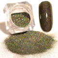 1 Box Starry Holographic Laser Powder Manicure Nail Art Glitter Powder #9