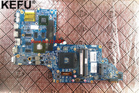 682170-501 laptop motherboard 682170-001 Fit para HP Pavilion DV6 DV6-7000 630 M/2 GB Notebook PC systemboard 100% Testado