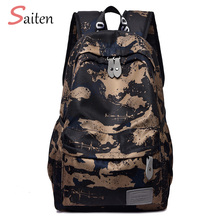 Fashion Anti-theft Women Backpacks Famous Brand Ladies Large Capacity School Backpack Waterproof Oxford Travel