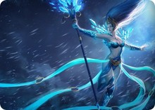 Frost Queen Janna mouse pad lol pad mouse League laptop mousepad cheapest gaming padmouse gamer of Legends keyboard mouse mats