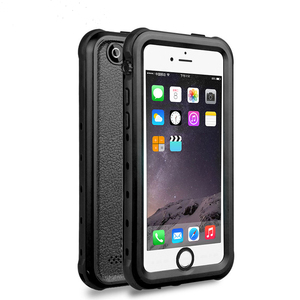 Image 5 - For iPhone 7 plus Waterproof Case Ultra Slim Thin life water Dust Shock proof Case Full Body Protective Cover for iPhone7 7plus