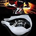 Motocicleta da bicicleta da Sujeira Handguards 28mm Guarda Mão Raptor kit 1 1/8 montagens PRO TAPET guiador