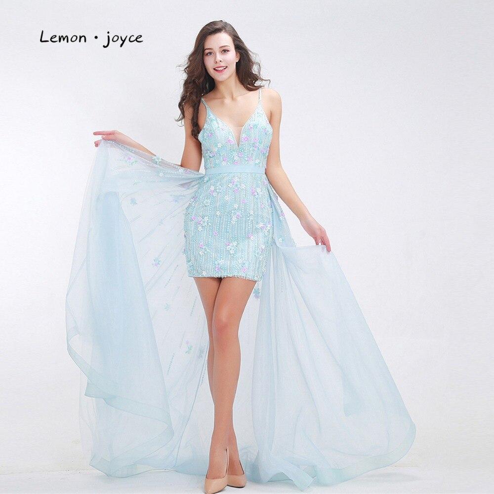 Aliexpress Com Buy Fashionable Baby Blue Prom Dresses