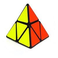 Treeby 2x2x2 Triangle Pyramid Pyraminx Magic Cube Pyramorphinx Puzzle Speed Magic Cubes Cubo Magico Educational Special
