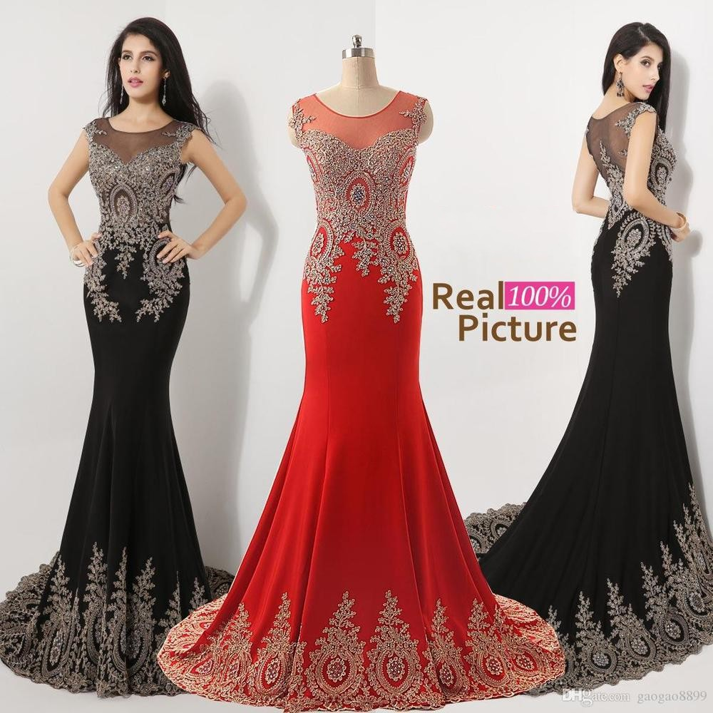 Compare Prices on 2015 Black Gowns- Online Shopping/Buy Low Price ...