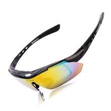 Polarized Men's Sports Bicycle Glasses Bike Sunglasses Cycling Eyewear Sun Glasses Driving Skiing Goggles Free Shipping AC0104