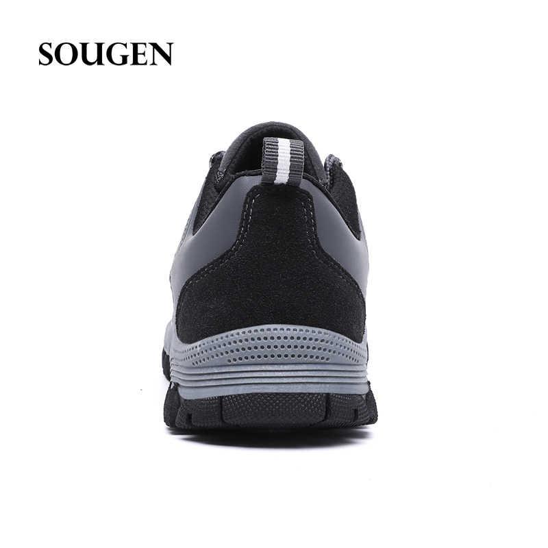 זכר גודל 49 Chaussure Homme אוויר רך Mens סניקרס זכר למבוגרים גברים 2019 נעלי בד איש סופרסטאר שחור סניקרס