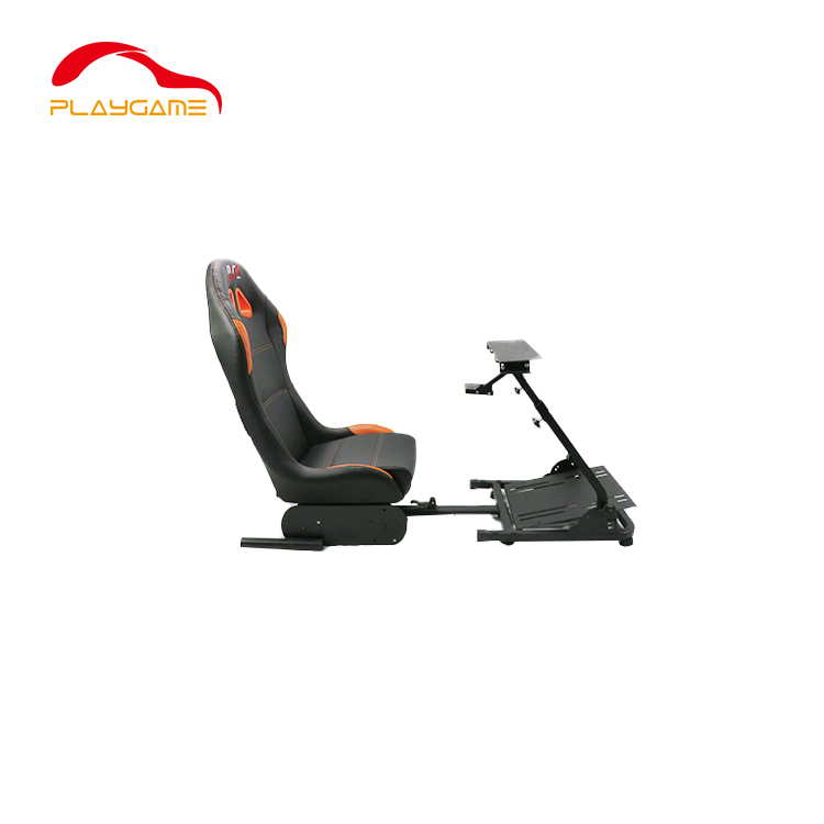 GY Adjustable Car Driving Sim Seat Simulator For Logitech G27 XBOX 360 Thrustmaster T3PA