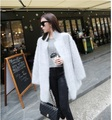 genuine mink cashmere sweater women pure cashmere cardigan knitted mink jacket fashion winter long fur coat free shipping