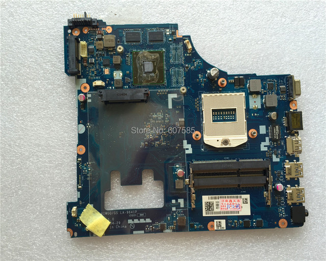 Para Lenovo G510 Motherboard Mainboard VIWGQ/GS LA-9641P 100% Testado