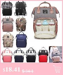 Mummy Maternity Nappy Bag Stroller bolsa Large Capacity Baby Travel Backpack Mommy Nursing Bag Baby Care Changing Diaper Bag