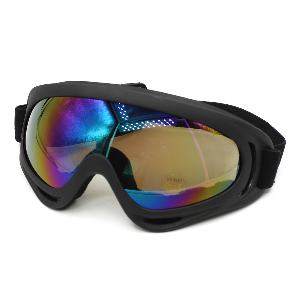 5d9b1974a9 Motorcycle Accessories Bike ATV Motocross UVProtection Ski Snowboard Off  road Goggles FITS OVER RX GLASSES Eyewear-in Motorcycle Glasses from  Automobiles ...
