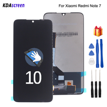 Original For Xiaomi Redmi Note 7 LCD Display Touch Screen Digitizer Phone Parts For Redmi Note 7 Pro Screen LCD Repair Parts sx14q009 5 7 inch lcd screen display panel for hmi repair parts new