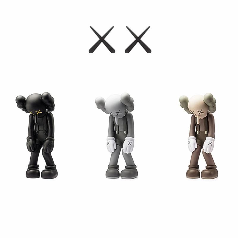 Tendance Artistes KAWS Petit Mensonge Long Nez Jouets D'origine Faux Medicom Toy Action Figure Collection jouet modèle G1492