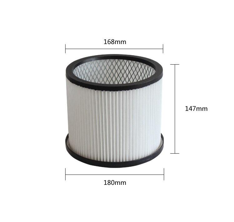 Универсальный фильтр сетка HEPA фильтр элемент для Haier пылесос части HC-T3143R HC-T3143A HC-T3163