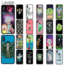 Lavaza Rick And Morty Soft TPU Case for Xiaomi