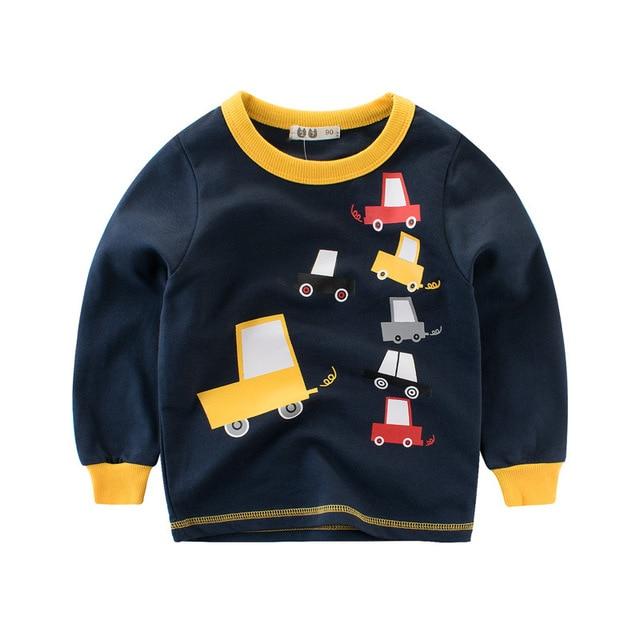 00da13be6d61 2018 Autumn Korean Style Children s Clothing Hoodies Boys Wholesale ...