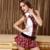Rejilla de la ropa interior de las mujeres de europa y América La Sra. Sexy juegos uniformes Estudiantes tentación uniforme de gala