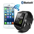 Bluetooth smart watch u8 multi language u relógio de pulso companheiro telefone para telefone android smartwatch