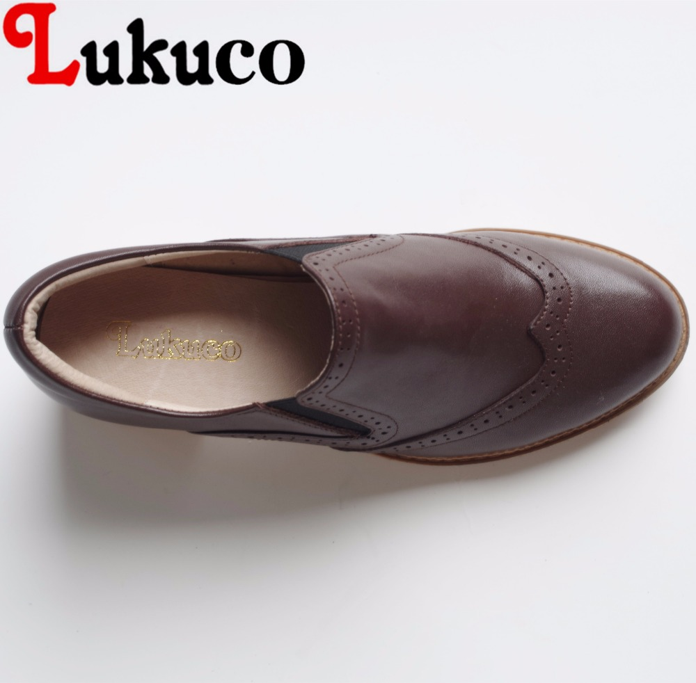 Lukuco mature style retro women casual pumps caned decoration microfiber made low heel shoes with pigskin inside lukuco pure color women mid calf boots microfiber made buckle design low hoof heel zip shoes with short plush inside