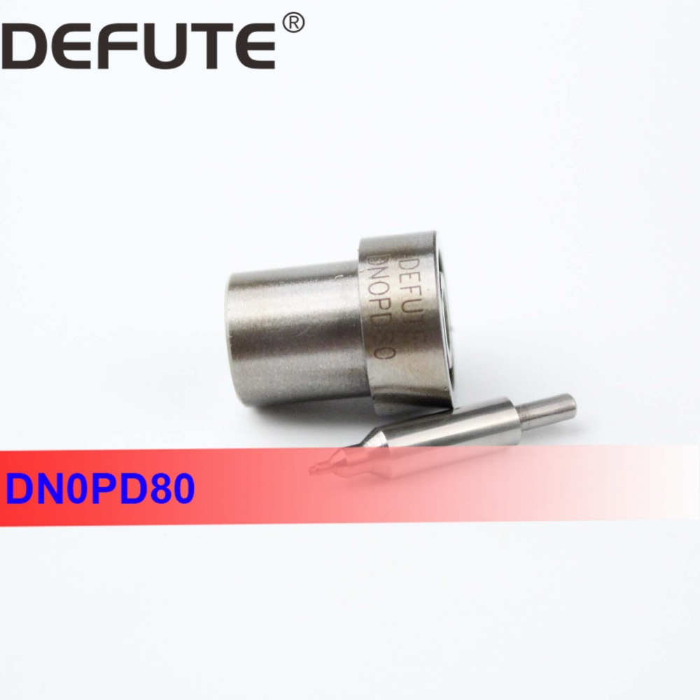 97bf6696cd9 China DN0PD80 Diesel Engine Parts Common Rail Fuel Injector Nozzle In  Promotion