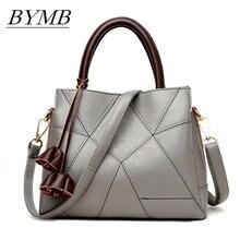 2017 New High Fashion Ladies Hand Bag Women's Genuine Leather Handbag Leather Tote Bag Bolsas femininas Female Shoulder Bag
