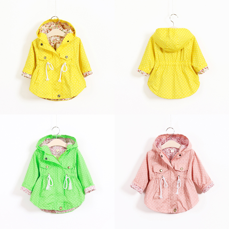 Children's clothing kids cotton trench girls' cartoon batwing coat hot-selling hoodies jackets girls fashion trench coat city 2018 women winter trench coat with sash faux fur coat maxi length novelty fashion slim trench coat female trench coat 541