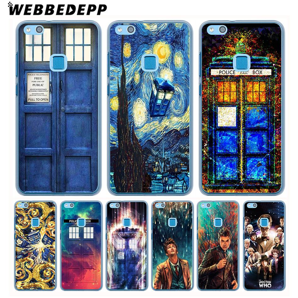 Half-wrapped Case Hot Sale Webbedepp Doctor Who Phone Case For Huawei Nova 3i 2i Mate 20 10 Lite Pro Y7 Y6 Y5 2017 Ii Cover Quell Summer Thirst